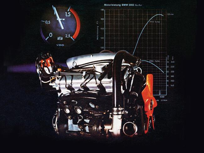 Фото двигателя BMW M10B20 Turbo