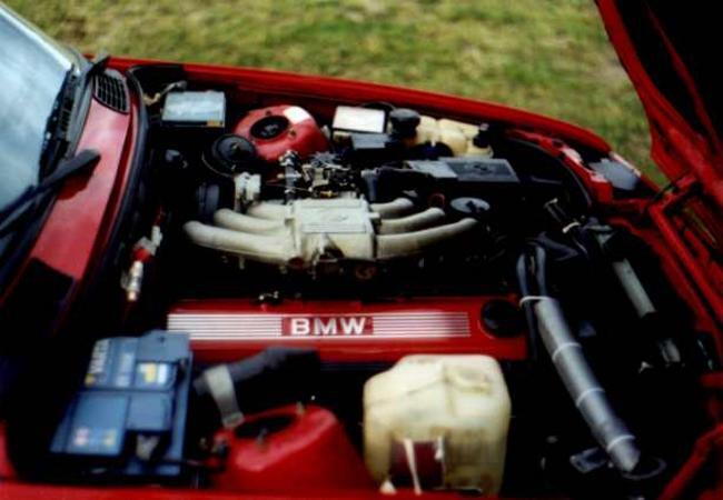 Фото двигателя BMW M20 - 2