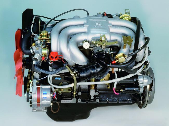Фото двигателя BMW M20 - 3