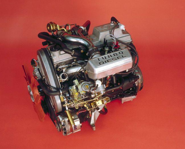 Фото двигателя BMW M21