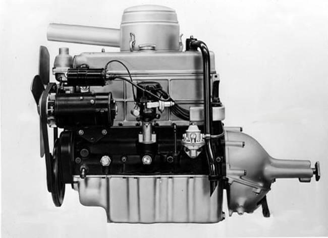 Фото двигателя BMW M337 для БМВ 501 в кузове седан