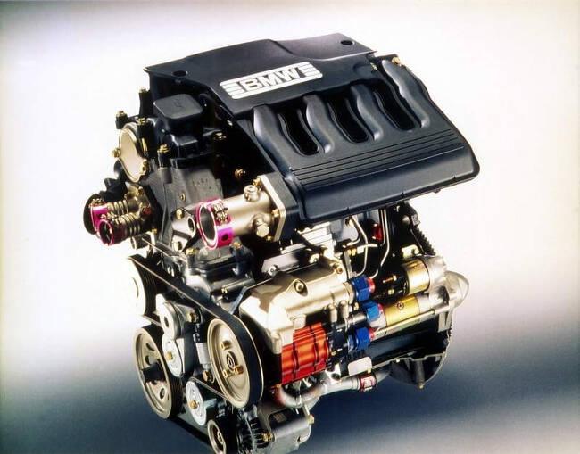 Фото двигателя BMW M47 для 320d Touring Car