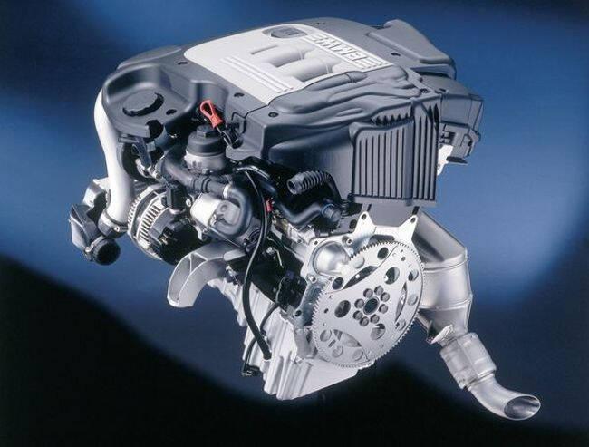 Фото двигателя BMW M47 - 2