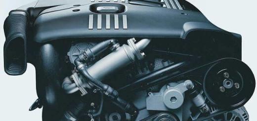 Фото двигателя BMW M47 D20 для 320d