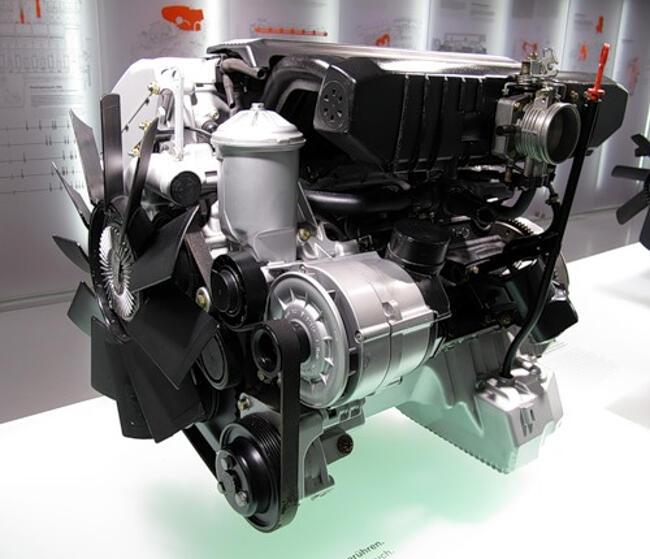 Фото двигателя BMW M50 - 3