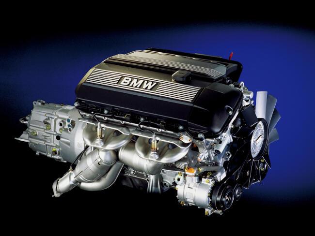 Фото двигателя BMW M54B30 - 2