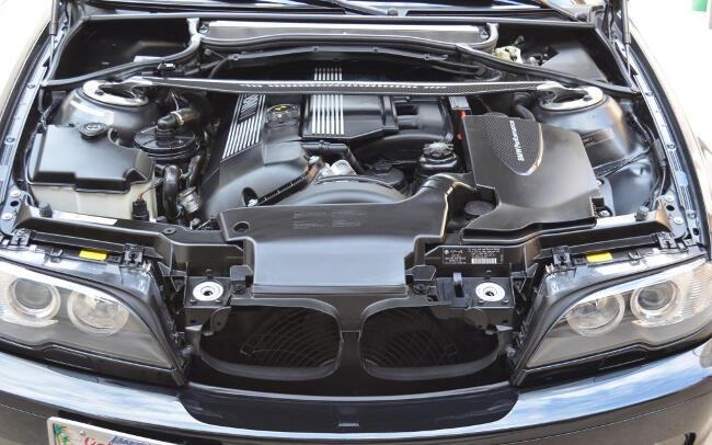 Фото двигателя BMW M56 - 2