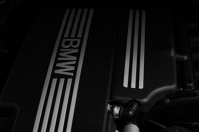 Фото двигателя BMW M56 SULEV - 1