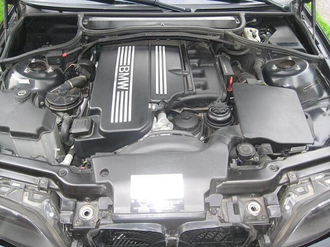 Фото двигателя BMW M56 SULEV - 3
