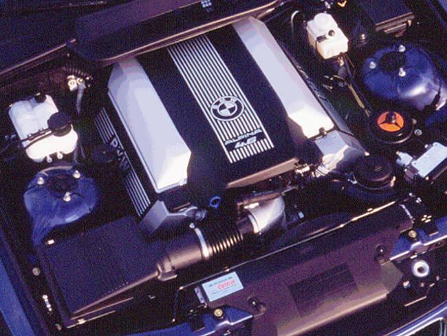 Фото двигателя BMW M60 - 3