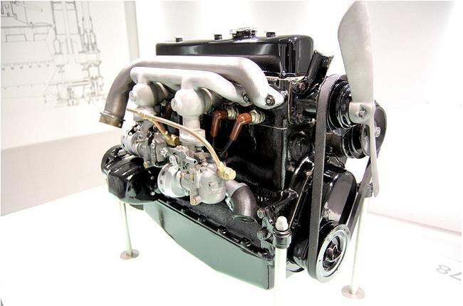 Фото двигателя BMW M78 - 1