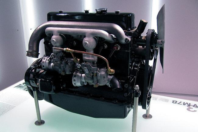 Фото двигателя BMW M78 - 3