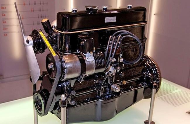 Фото двигателя BMW M78 - 4