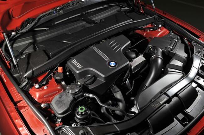 Фото двигателя BMW N20 - 1