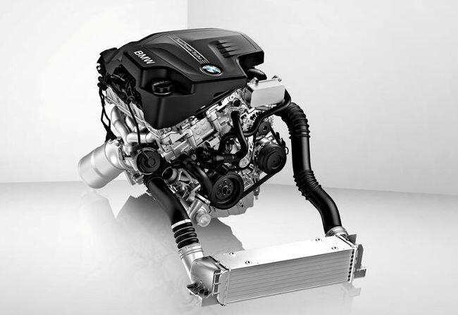 Фото двигателя BMW N20B16