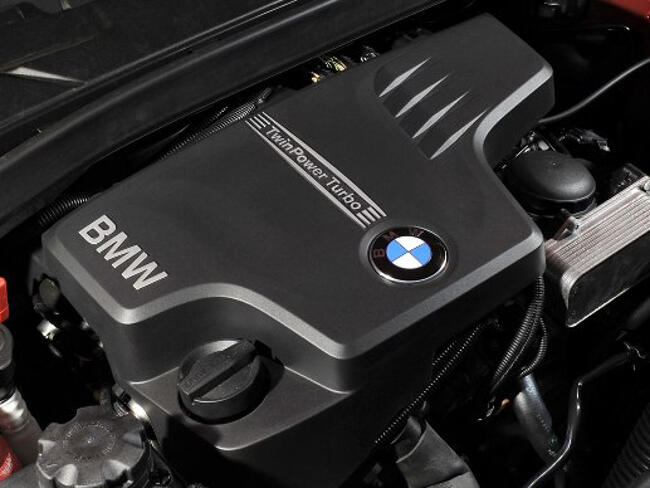Фото двигателя BMW N20B20