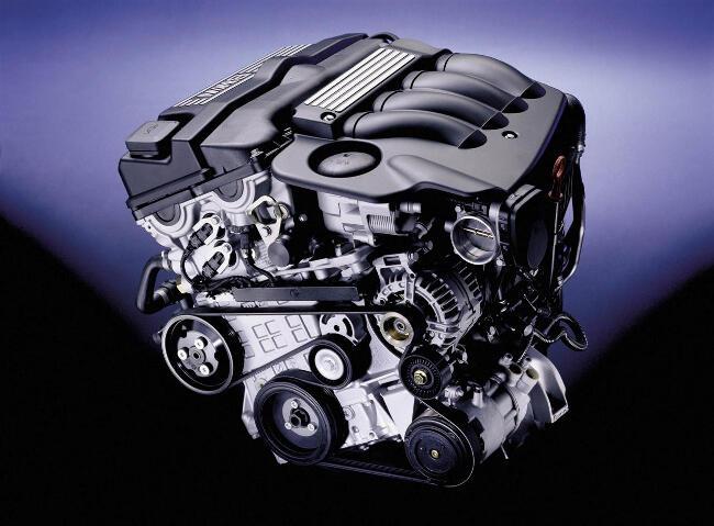 Фото двигателя BMW N42 - 1