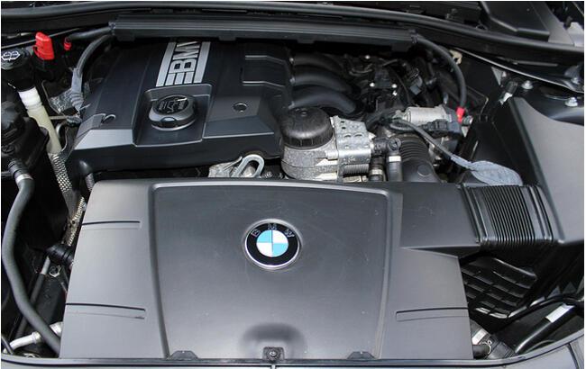 Фото двигателя BMW N43 - 2