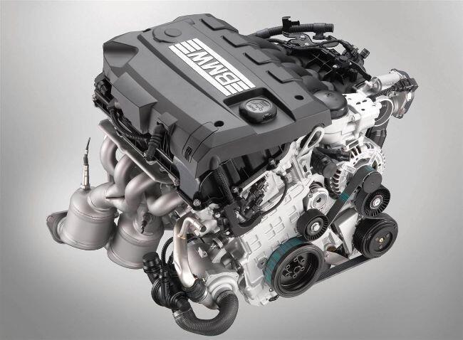 Фото двигателя BMW N43B20
