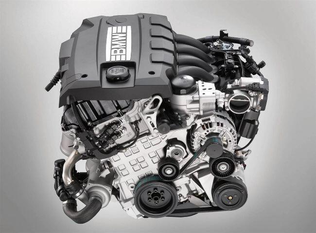 Фото двигателя BMW N43B20O0