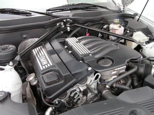 Фото двигателя BMW N46 - 1