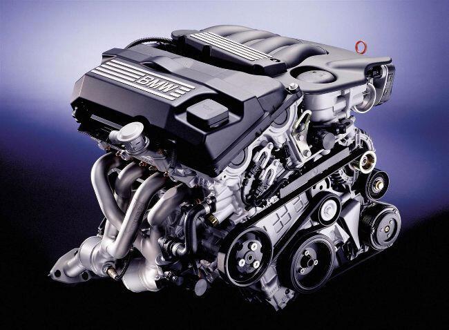 Фото двигателя BMW N46 - 2