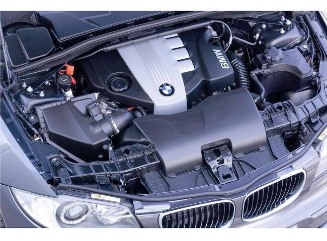Фото двигателя BMW N47 - 3
