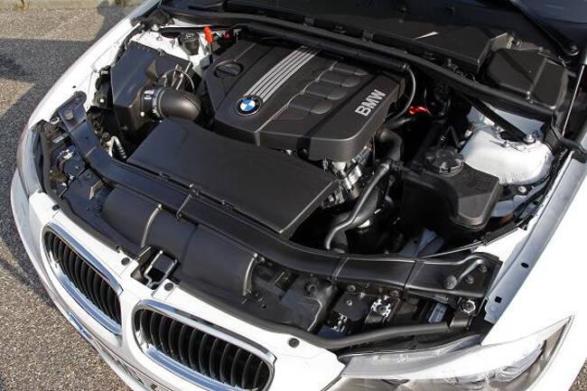 Фото двигателя BMW N47 - 4
