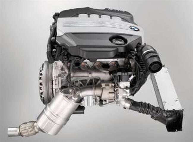 Фото двигателя BMW N47 - 5