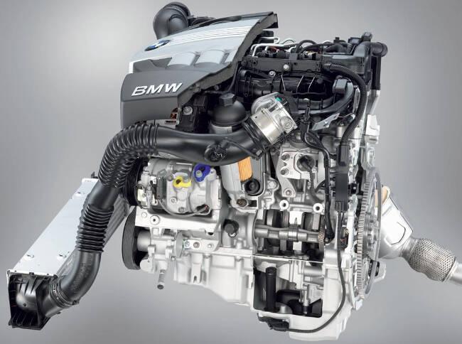 Фото двигателя BMW N47 - 6