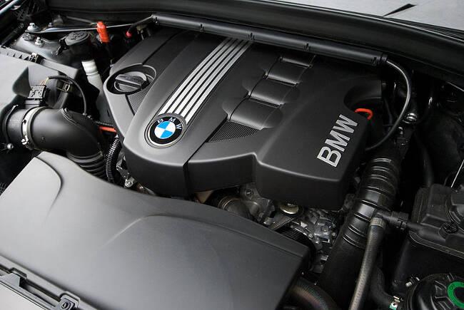 Фото двигателя BMW N47 D20