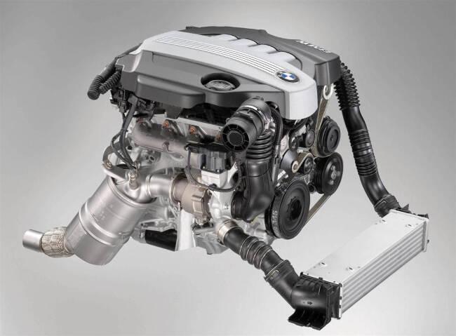 Фото двигателя BMW N47D20