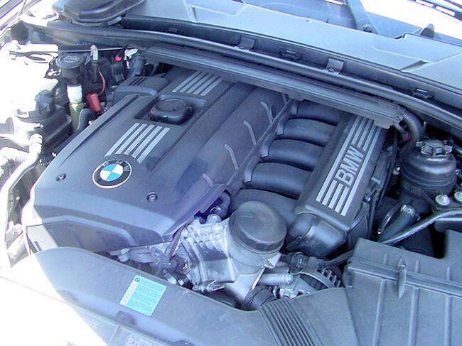 Фото двигателя BMW N51 - 2