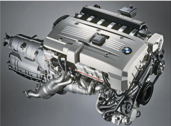 Фото двигателя BMW N52 - 4
