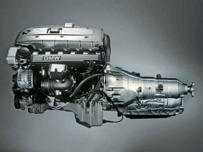 Фото двигателя BMW N52B30 - 3
