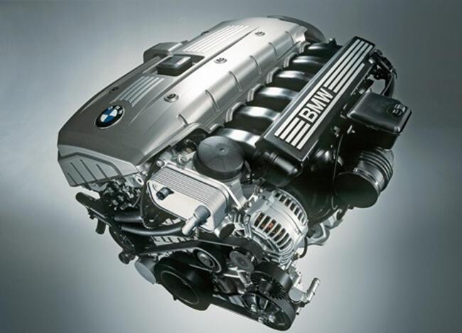 Фото двигателя BMW N52B30 - 5