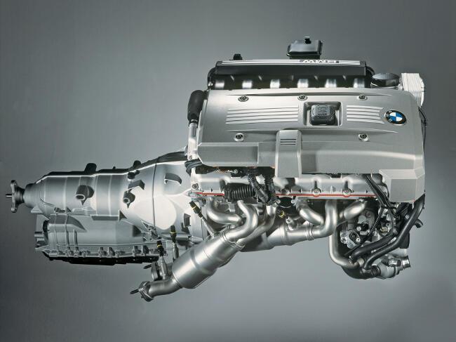 Фото двигателя BMW N52B30 - 6