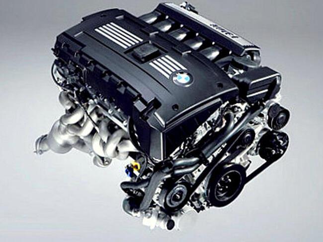 Фото двигателя BMW N54 - 1