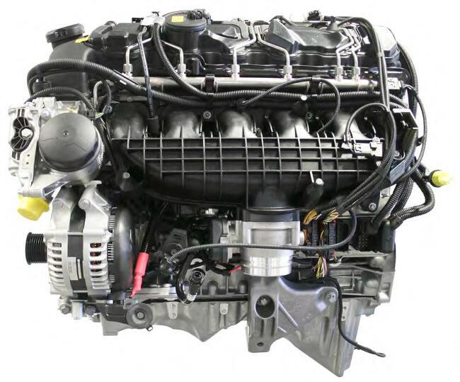 Фото двигателя BMW N55 - 1