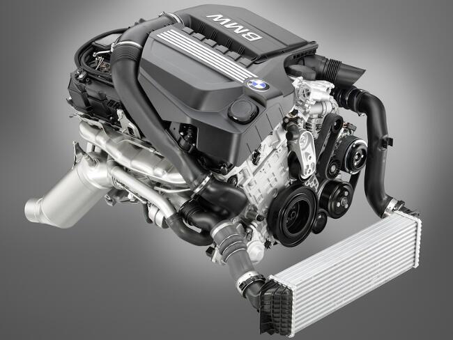 Фото-двигателя-BMW-N55-2
