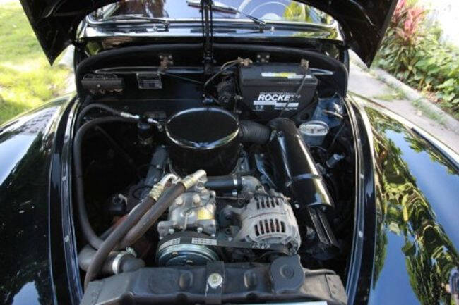 Фото двигателя BMW OHV V8 - M502