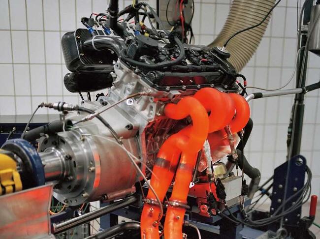 Фото двигателя BMW P45 - 5