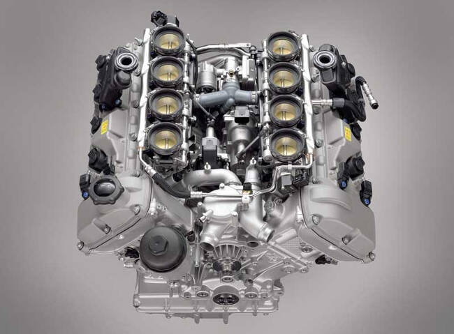 Фото двигателя BMW P65 - 1