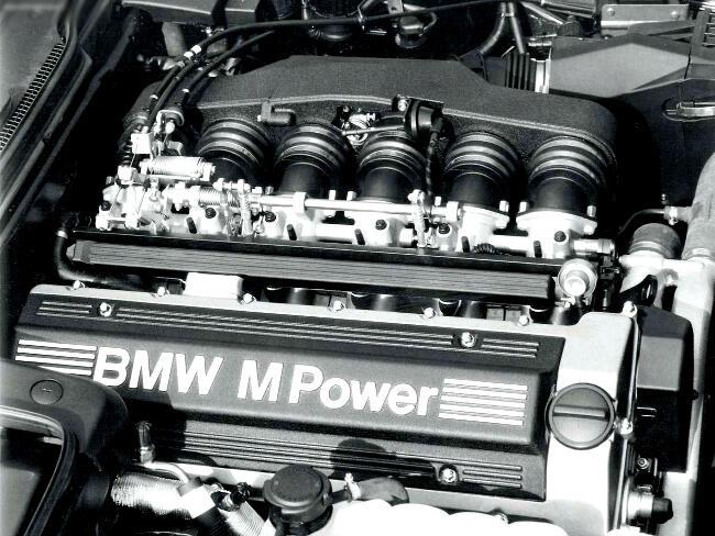Фото двигателя BMW S38B38 - 3
