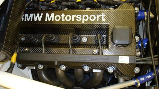 Фото двигателя BMW S42 - 1