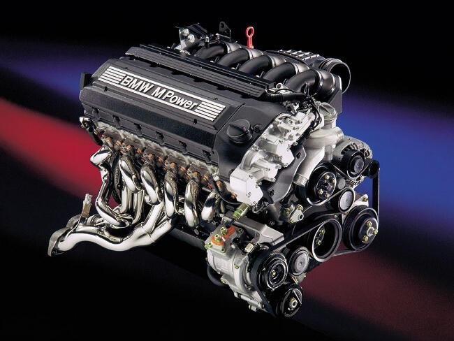 Фото двигателя BMW S50B32 - 2