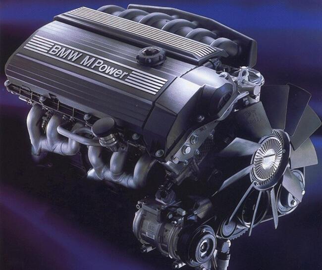 Фото двигателя BMW S52 - 2