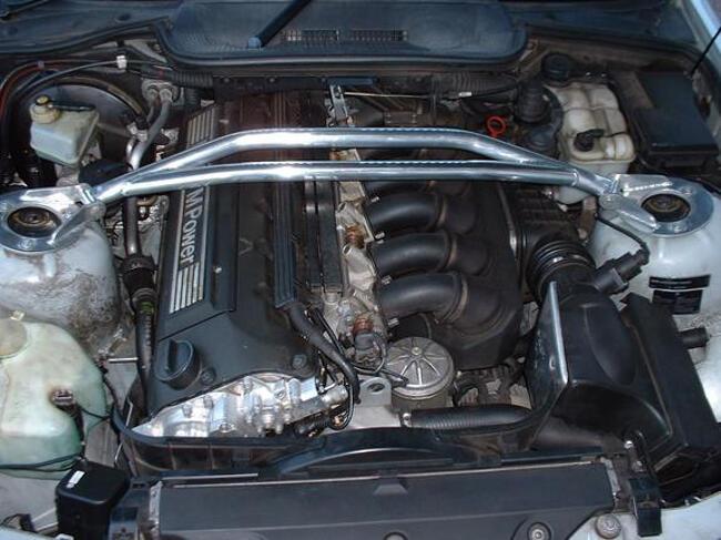 Фото двигателя BMW S52 - 4
