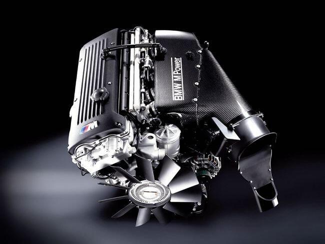 Фото двигателя BMW S54 B32 - 8