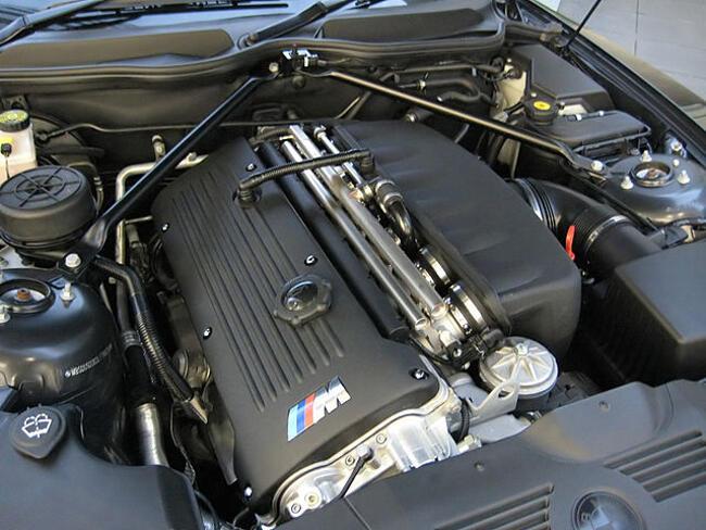 Фото двигателя BMW S54B32 - 2